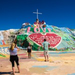 Salvation Mountain, Salton Sea, California