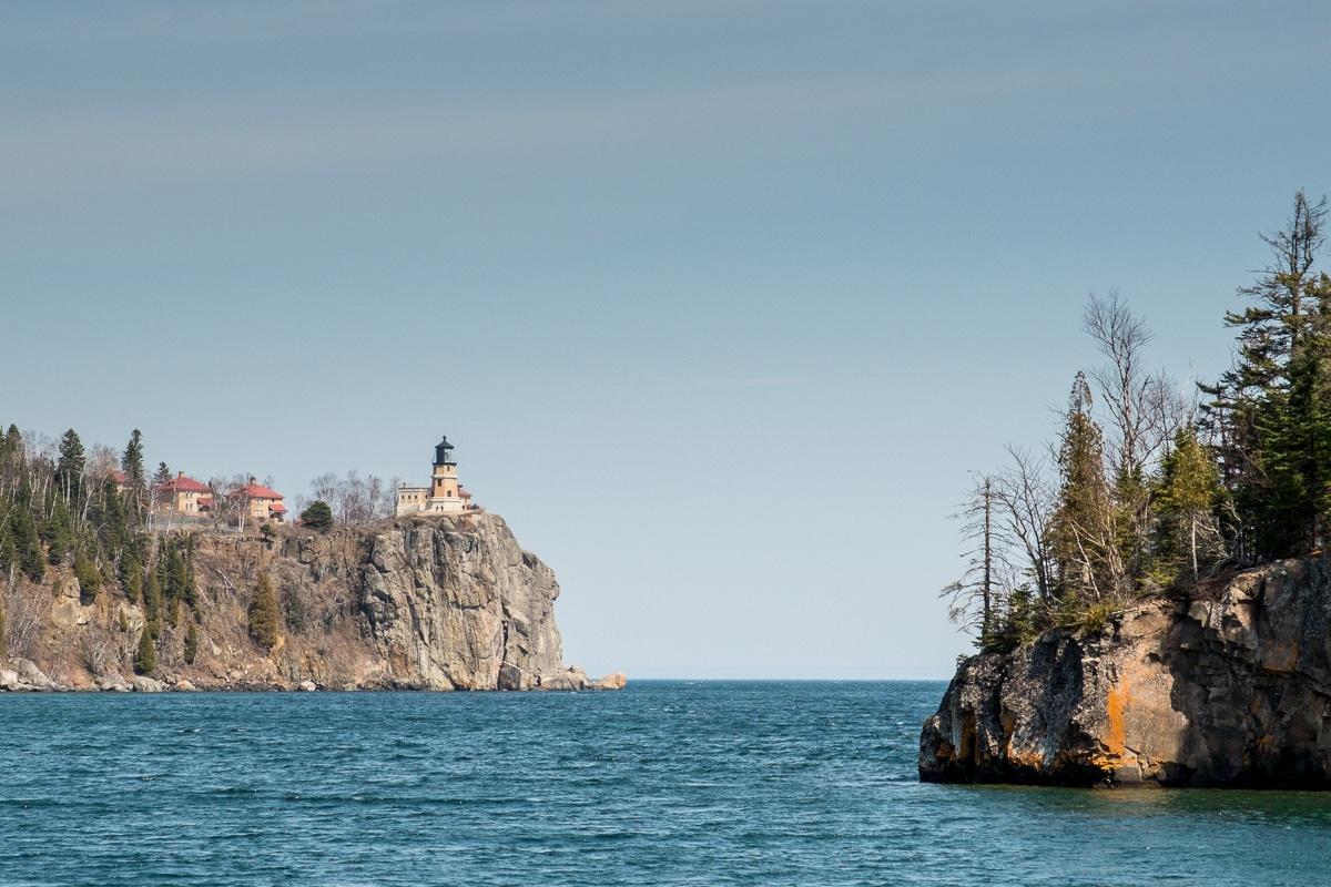 Split Rock Lighthouse Minnesota Lake Superior