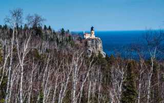 Split Rock lighthouse north shore minnesota