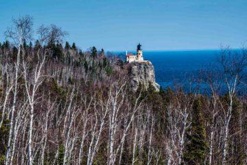 Split Rock lighthouse north shore minnesota