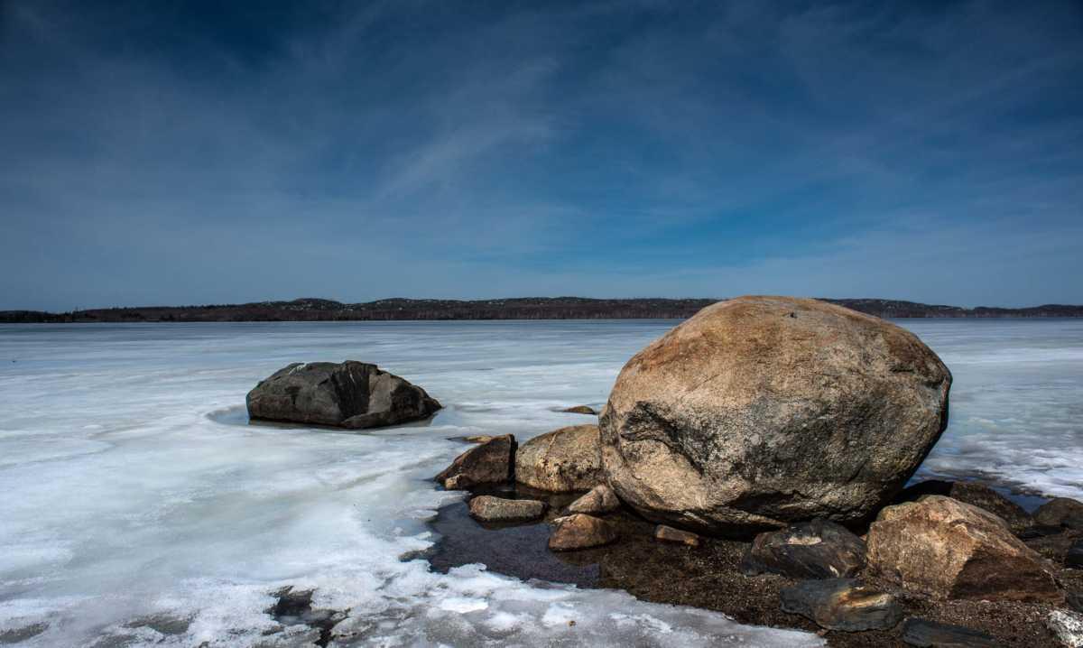 gunflint lake minnesota canada