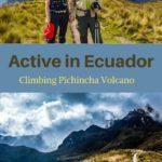 Quito Ecuador Volcano