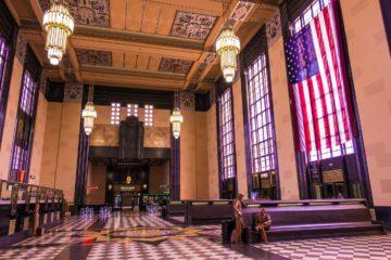 lobby durham museum omaha