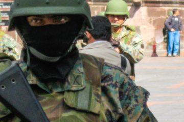 soldier coup Quito ecuador