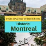 Montreal history tour