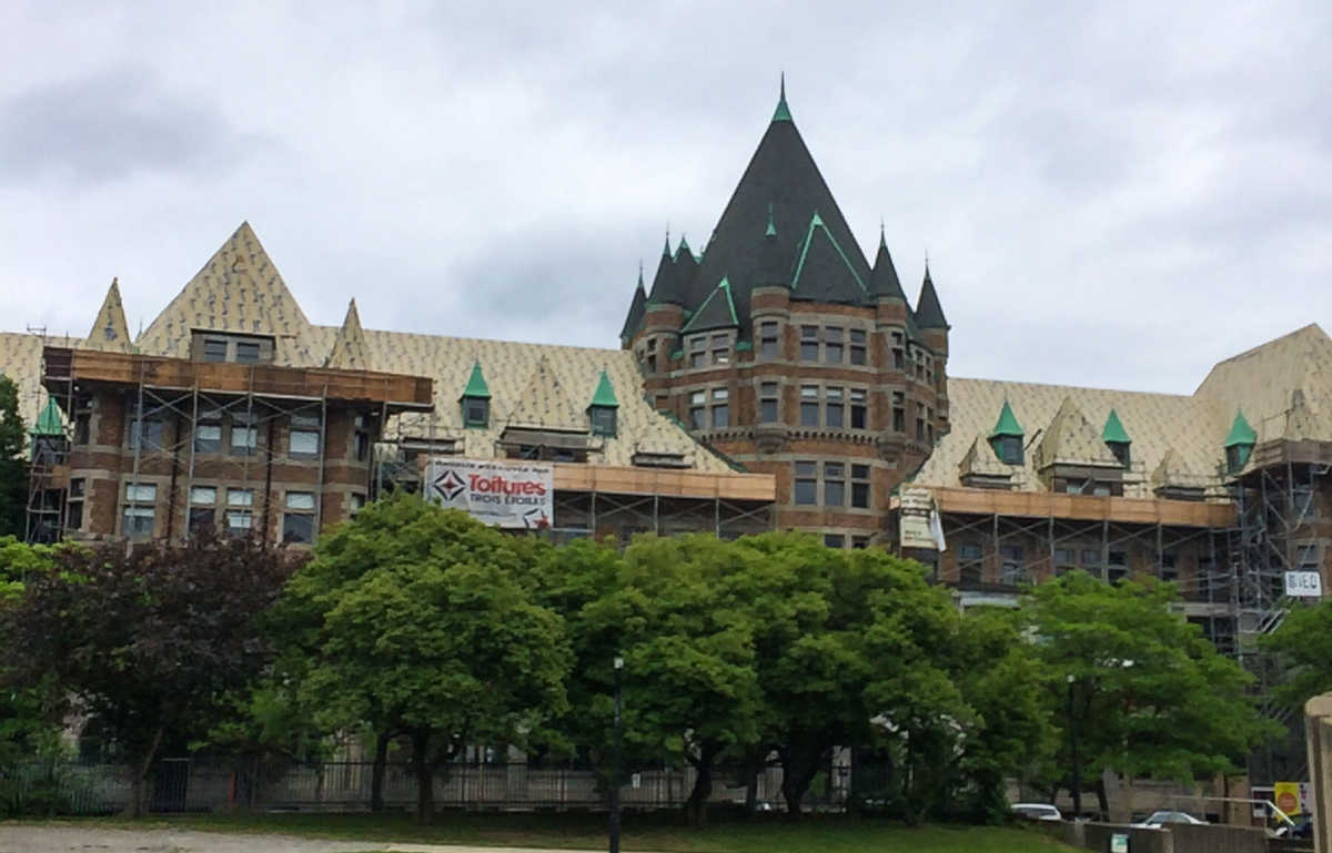 Montreal Quebec Identity
