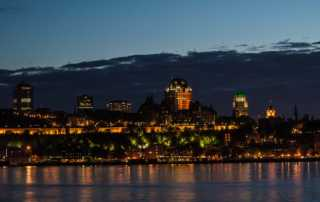 quebec city night 7