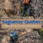 Sagauenay Quebec adventures