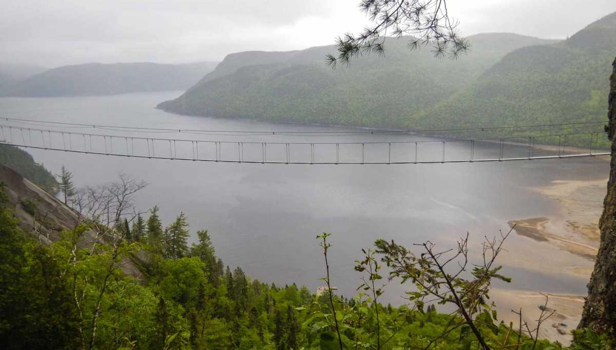 Fjord du Saguenay, Quebec