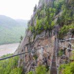 Adventure Travel in Quebec, a la Kris and Tom