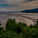 Low Tide, Bay of Fundy, New Brunswick, Canada
