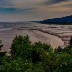 low tide bay of fundy new brunswick