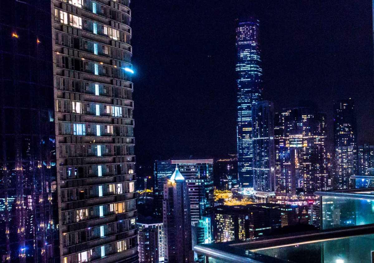 Hong Kong Skyline 5