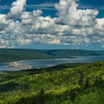Views of the Cabot Trail, Cape Breton, Nova Scotia