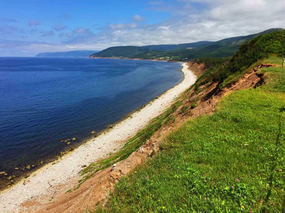 cabot trail pleasant bay cape breton