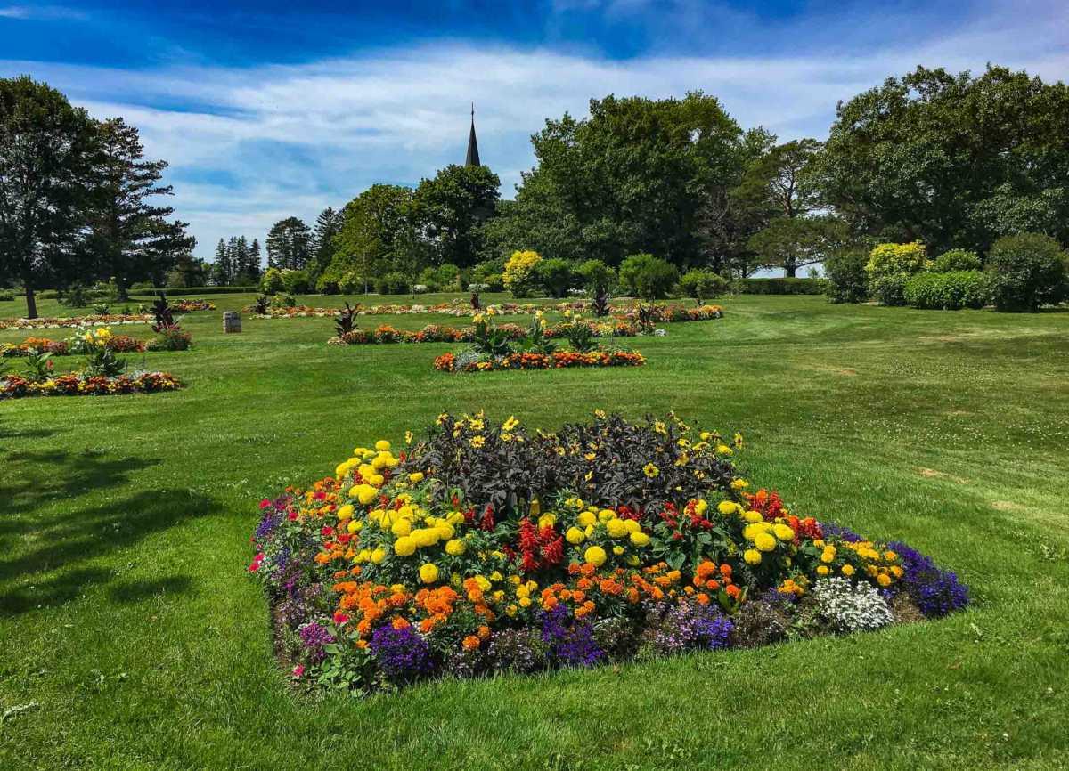 gardens Grand Pre Nova Scotia
