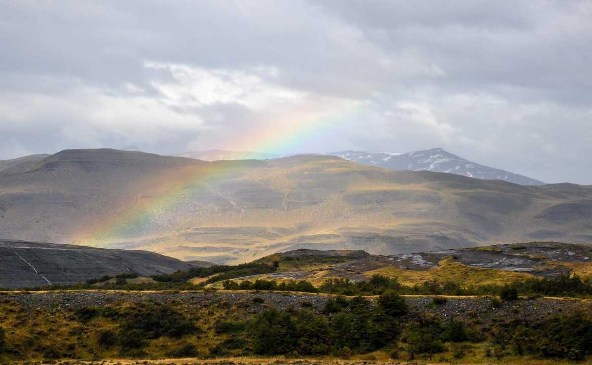Trek Torres del Paine Patagonia_rainbow-1