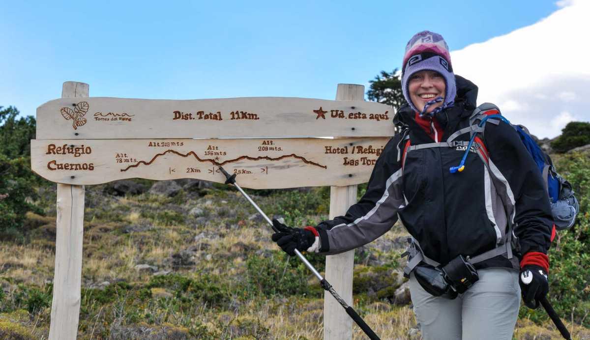trek Torres del Paine Patagonia