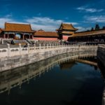 The Moat of the Forbidden City, Beijing