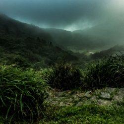 mist yang ming shan park taipei