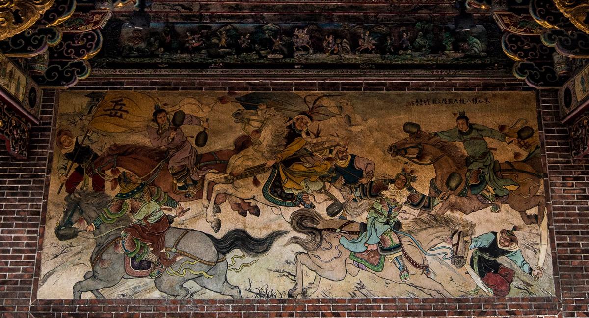 mural-baoan-buddhist-temple-taipei-2