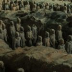 The Terra Cotta Army, Xian, China