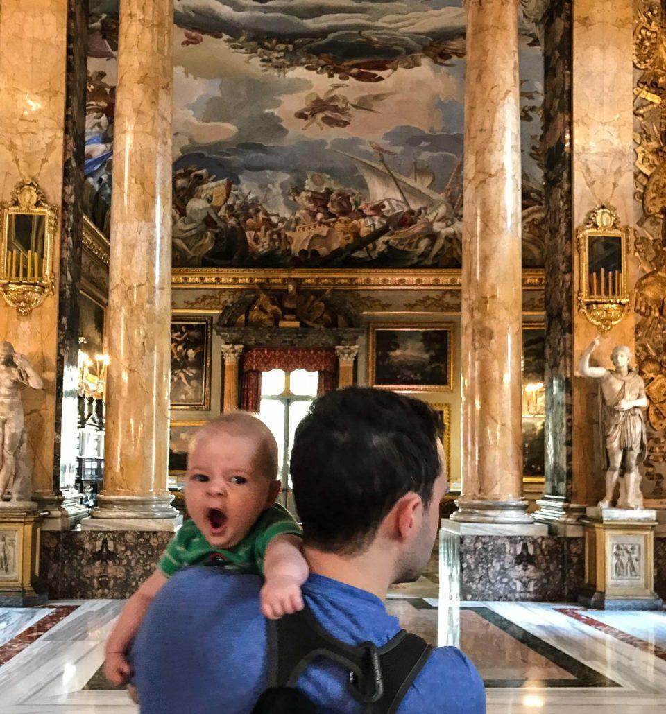 Rome Palazzo Colonna Colonna palace