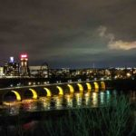 The Stone Arch Bridge, Minneapolis