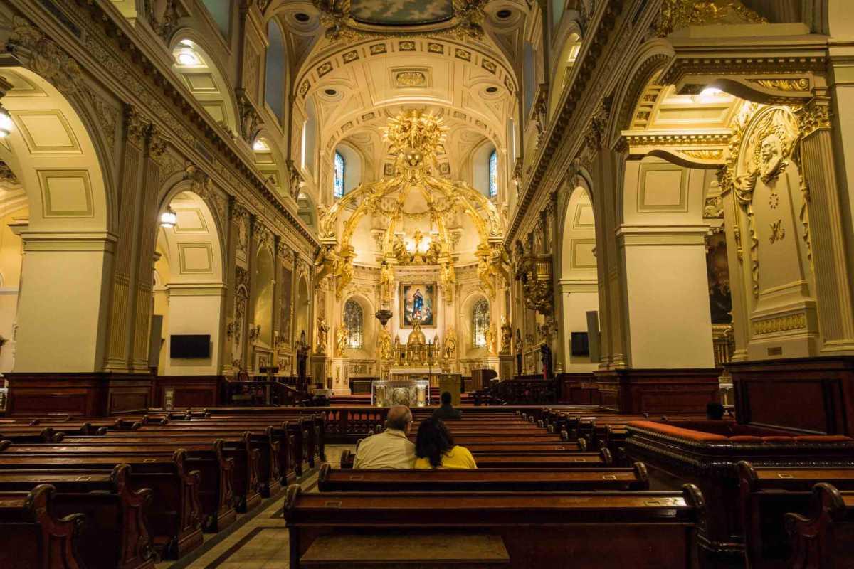 basilica notre dame quebec city