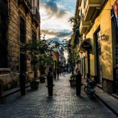 street havana end of day