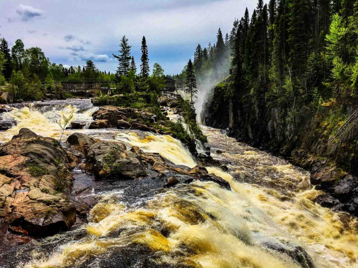 mars river saguenay quebec