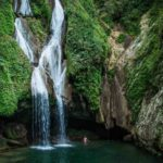 Waterfall, Vegas Grande National Park, Cuba