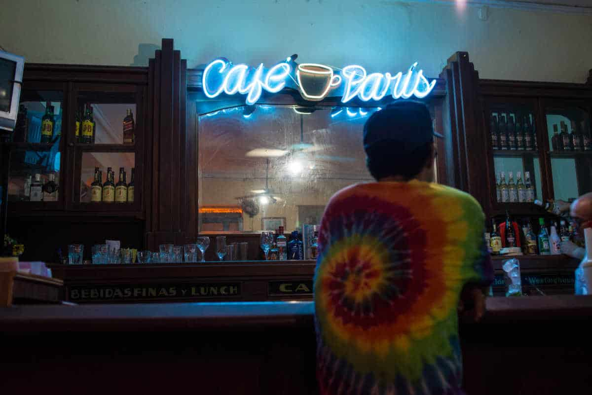 tie dye cafe paris havana