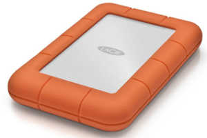 LaCie 1GB external drive -2