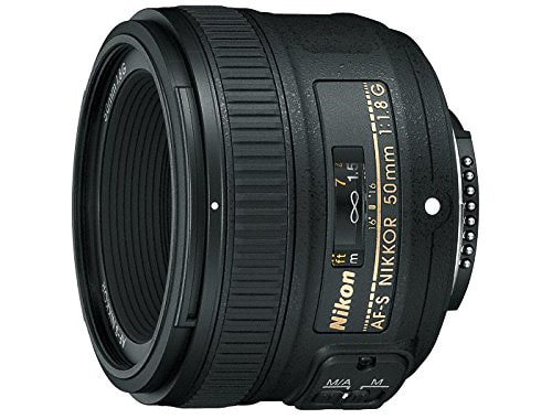 Nikon 50mm f1.8 -2