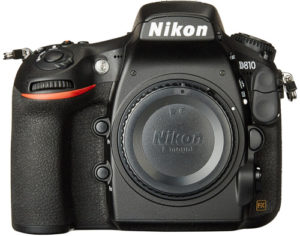 Nikon D810 -2 best travel camera