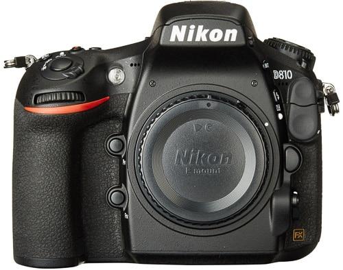 Nikon D810 -2