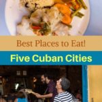 Best restaurants in five Cuba cities