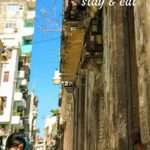 Havana Cuba cities stay eat