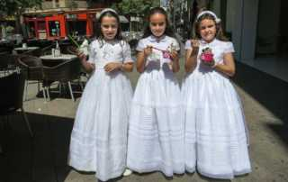 murcia girls in white