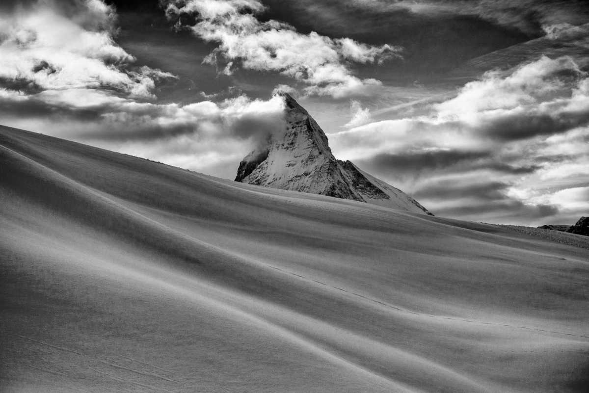 the matterhorn zermatt switzerland