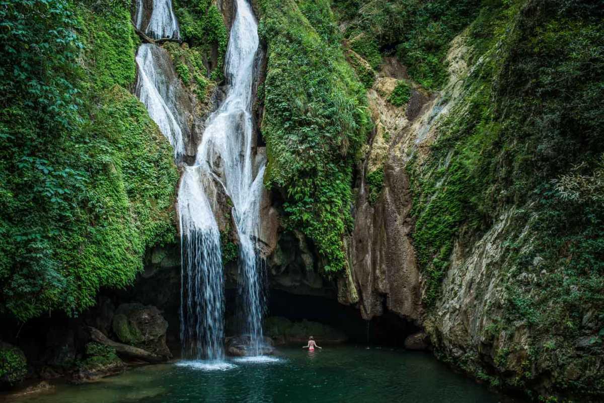 waterfall vegas grande cuba