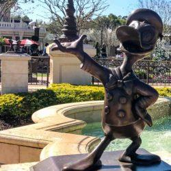 Cuba via Orlando Disney