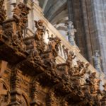 The New Cathedral of Salamanca, Spain