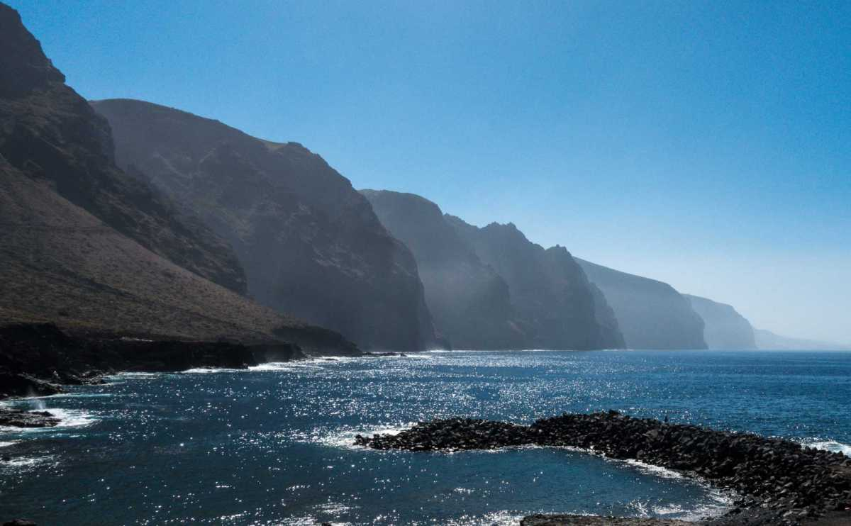 Family Travel to Los Gigantes, Tenerife, Canaries, Spain