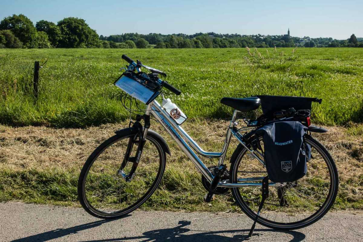 Cycling Tour Brittany Backroads