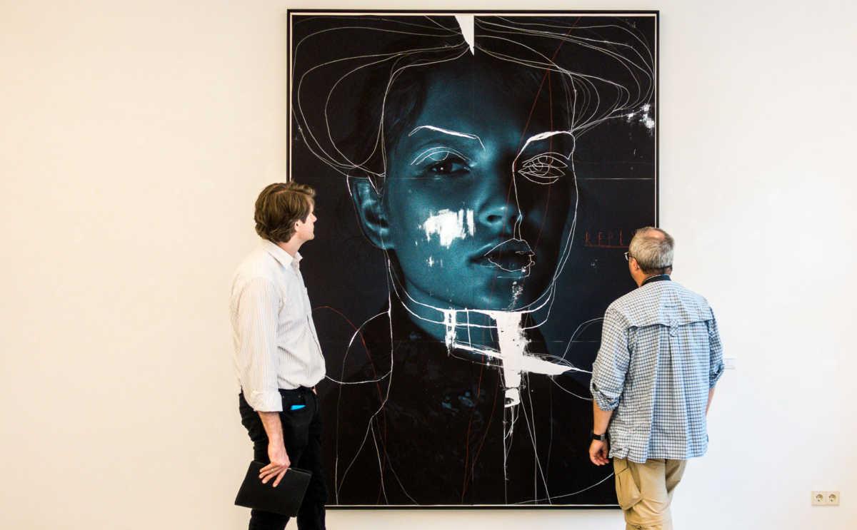 Berlin Art Scene tour with Context Travel