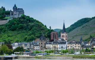 Viking Rhine River shore excursions