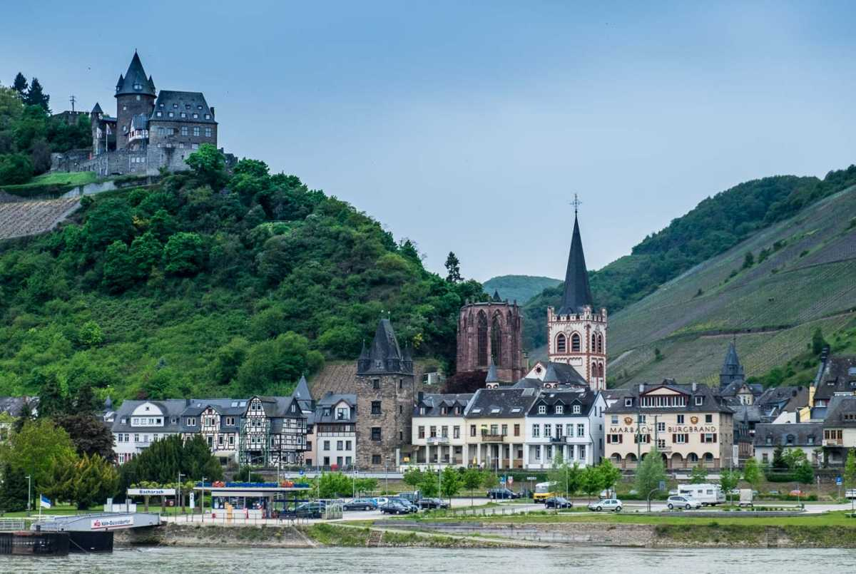Viking Rhine River cruise shore excursions