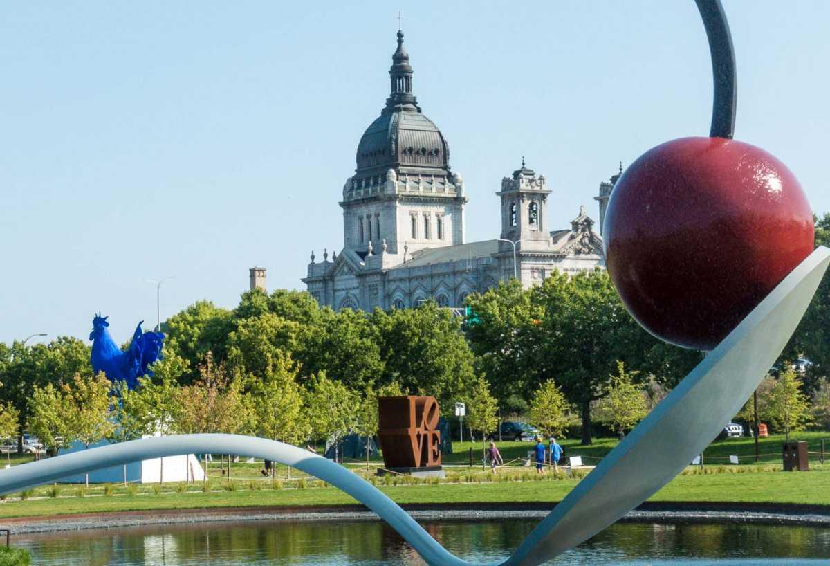 Attractions Minneapolis Sculpture Garden